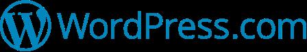 آرم شرکت WordPress.com